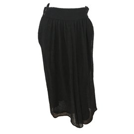 Hermès-Skirt-Black