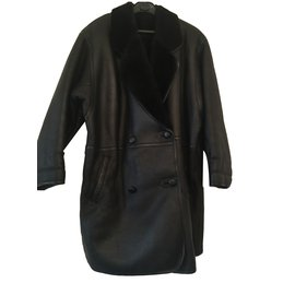 Kenzo-Manteau-Noir