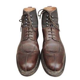 Closet Joli Occasion Heschung Homme Chaussures 6qwfTvac