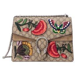 Gucci-Sacs à main Dionysus-Multicolore