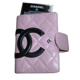 Chanel-AGENDA CAMBON-Pink