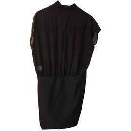 Bel Air-Robe-Noir