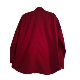 Kenzo-Chemise Kenzo rouge-Rouge