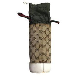 Gucci-Gucci porta biberon-Brown