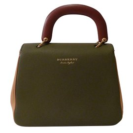 Burberry-Burberry Medium DK88 Top Handle Bag-Multiple colors
