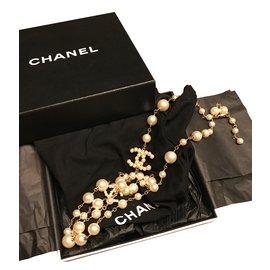 Chanel-Sautoirs-Écru