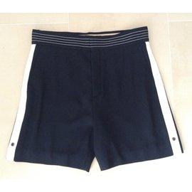 Chloé-Shorts-Black