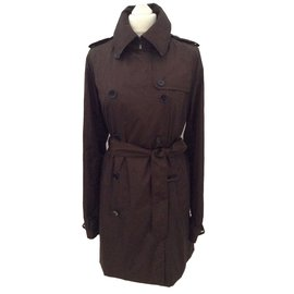 Burberry-Trench coats-Brown