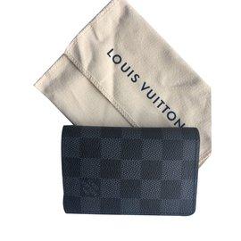 Louis Vuitton-pocket organizer-Grey