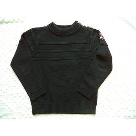 Jean Paul Gaultier-Sweaters-Black