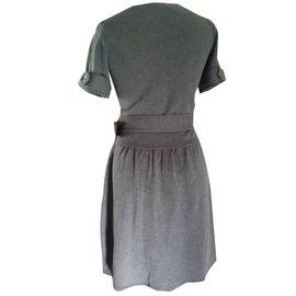 Burberry-Dresses-Dark grey