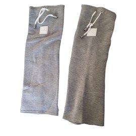 Chanel-Gloves-Grey