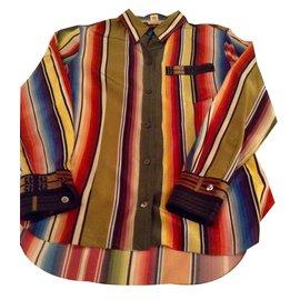 Hermès-Blouse-Multiple colors
