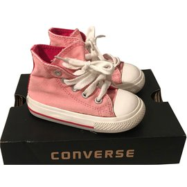 Converse-Chuck Taylor alle Sterne-Pink
