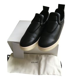 Céline-Sneakers-Black
