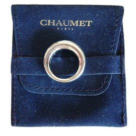 Chaumet-Bague Anneau-Argenté