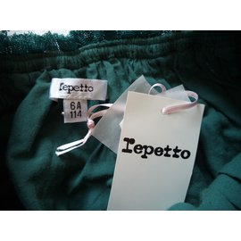 Repetto-Skirt-Green