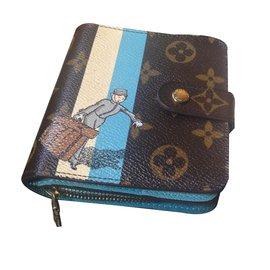 Louis Vuitton-Vuitton Monogram Wallet-Multicolore ... d15cd3c4d4c