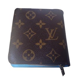 Louis Vuitton-Portefeuille-Multicolore
