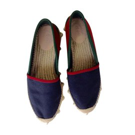 Gucci-Espadrilles-Multicolore