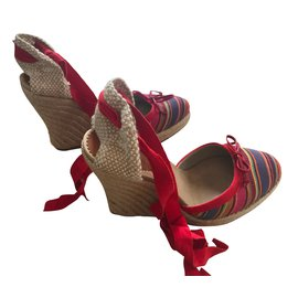 Christian Louboutin-Espadrilles-Rouge
