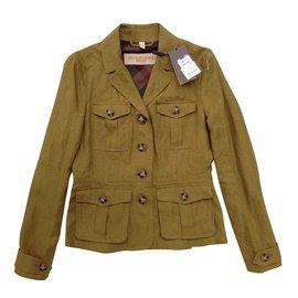 Burberry-Jacket-Green