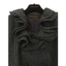 Louis Vuitton-Vestes-Gris