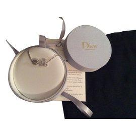 Dior-Bracelets-Argenté