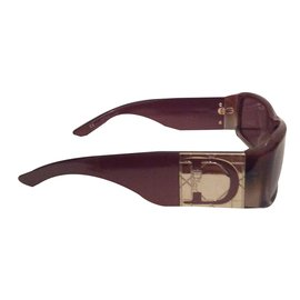 Christian Dior-Dior sunglasses-Brown