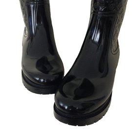 Louis Vuitton-Psplash bottes lv-Noir