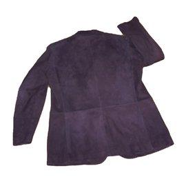 Ermenegildo Zegna-Blazers Jackets-Dark brown