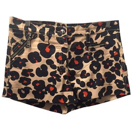Sonia By Sonia Rykiel-Shorts-Multicolore