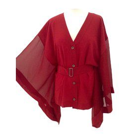 Hermès-Tops-Rouge
