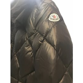 Moncler-Moncler jacket in size XS-S-Black