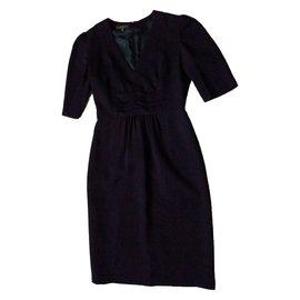 Burberry-Dress-Prune