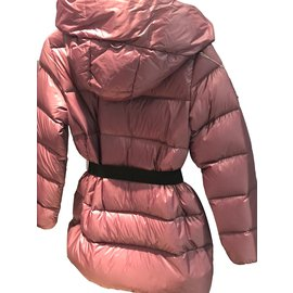 coupon for moncler red puffer coat petite pierre 4dd36 f63e0
