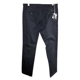 Aquascutum-Aquascutum london men's new chinos pants-Blue