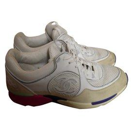 Chaussures De Sport Pour Les Femmes, Blanc, Leat, 2017, 35 35,5 36,5 36 37,5 38 38,5 37 39 39,5 40 41 Hogan