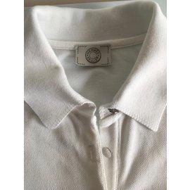 Hermès-Polo Hermes-White