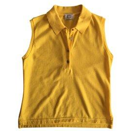 Hermès-Polo hermès-Yellow