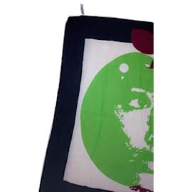 Lanvin-Pomme de lanvin-Blanc,Vert
