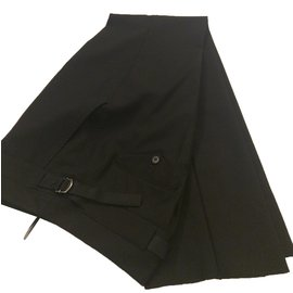 Paul Smith Black-Pants, leggings-Black