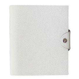 Hermès-Notebook + cover Ulysse-Other