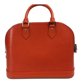 Louis Vuitton-Alma PM-Orange
