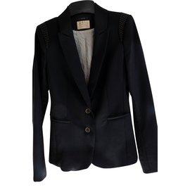 Ikks-Jackets-Black