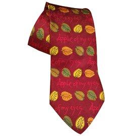 Autre Marque-Cravate JC de Castelbajac-Multicolore