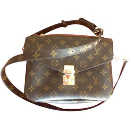 Louis Vuitton-Louis Vuitton pochette Metis-Brown ... 40a09c8a115