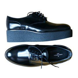 Louis Vuitton-Derbies-Noir