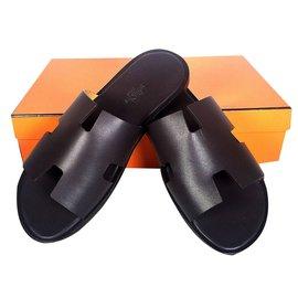 182368875807 Sandales homme Hermès occasion - Joli Closet