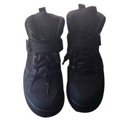 Nike-AIR JORDAN FLIGHT-Black
